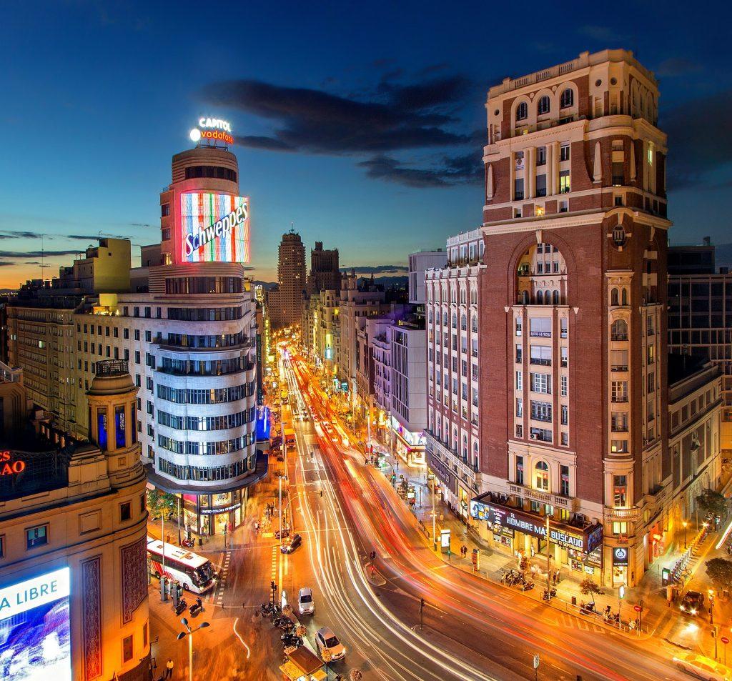 1 - Ciudades en libros Madrid