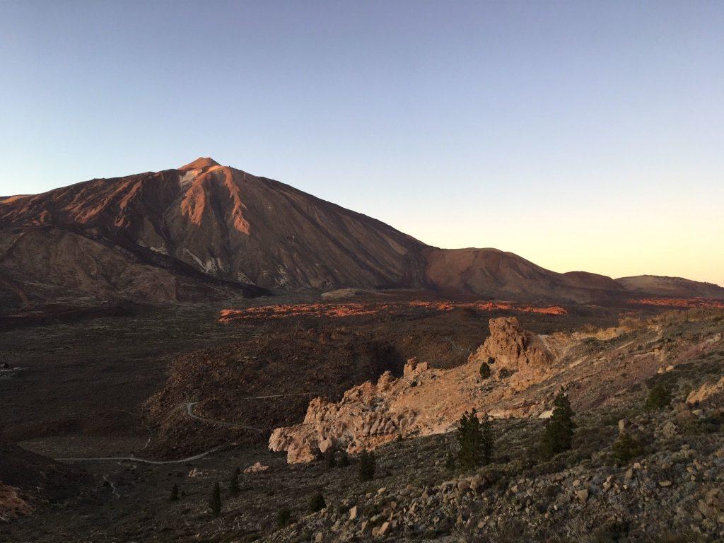 Monte Guajara Tenerife