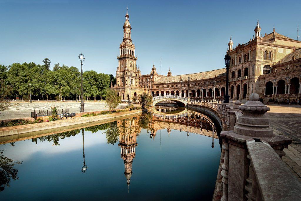 Ciudades en libros Sevilla