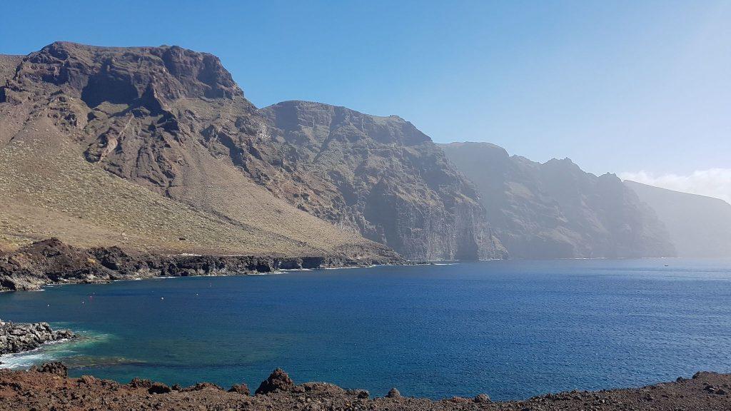 Callejón Teno a Cumbre Baracán Tenerife