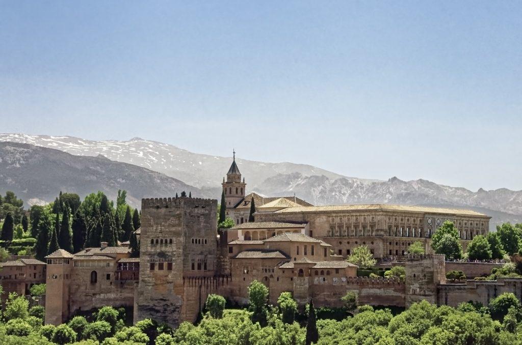 Ciudades en libros Granada