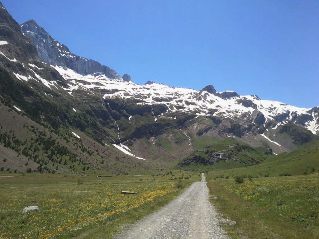 Valle de Otal Ordesa