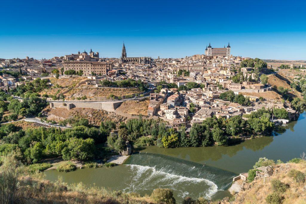Ciudades en libros Toledo