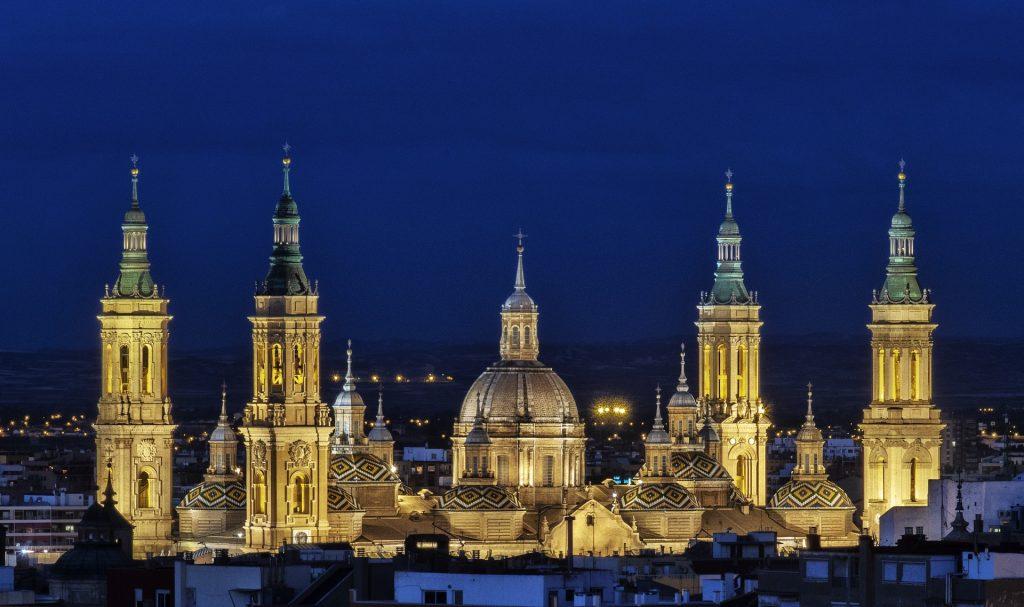Ciudades en libros Zaragoza