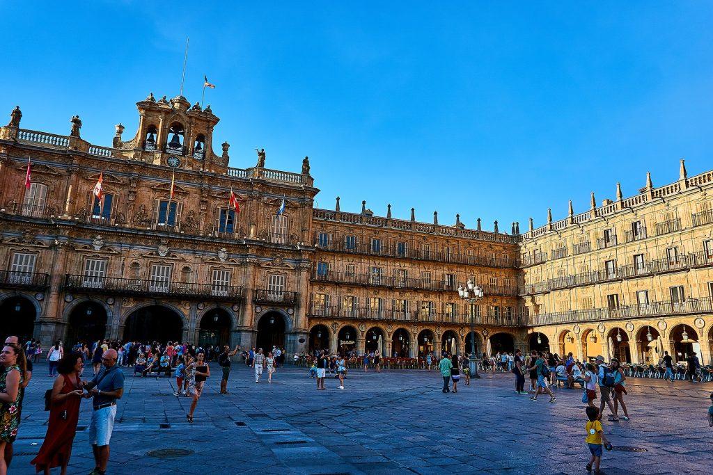 Ciudades en libros Salamanca