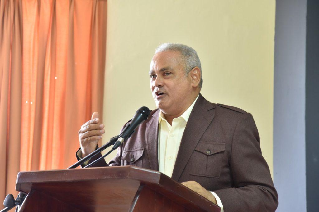 Alexis Beltré destacó el reconocimiento con el máximo galardón de El Soberano a Freddy Beras y Charityn Goico