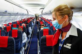Las probabilidades de contraer coronavirus en un vuelo: ¿merece la pena  arriesgarse?