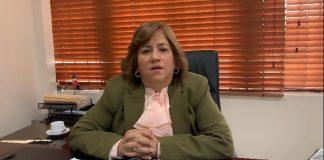Directora de la Regional 08 del Minerd, Magíster Marieta Díaz