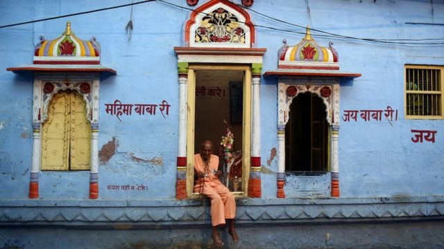 Pie de foto,Los dalits constituyen entre un 15% y un 18% de la población india.