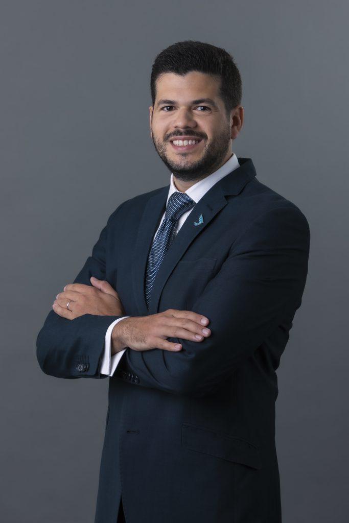 Rafael De Peña, Gerente de Empresas SURA en República Dominicana