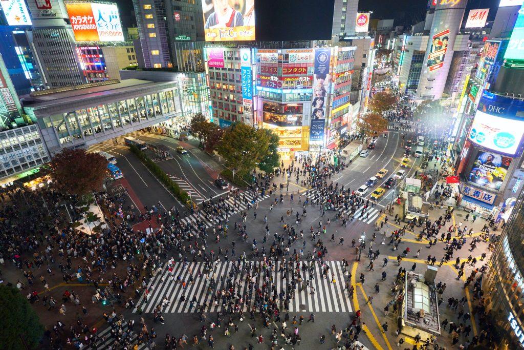Shibuya Crossing  by Holidu