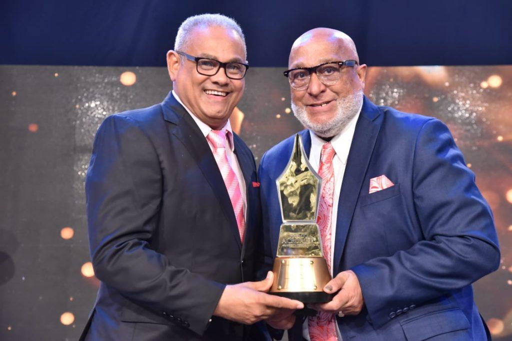 Alexis Beltré y Eugenio Pérez reconocido
