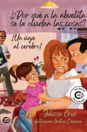 Portada del libro de literatura infantil con objetivo didáctico-popular sobre el Alzheimer.