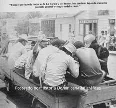 LA TEMIBLE BANDA COLORÁ Uno de los... - Historia Dominicana en Gráficas    Facebook